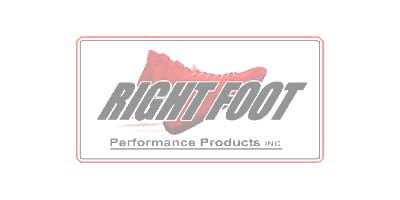 right foot performance standard pd and tp logo